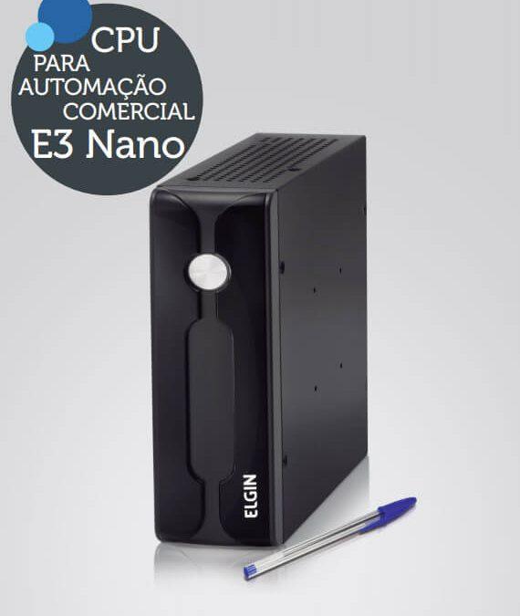 CPU ELGIN E3 NANO